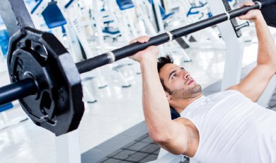 Gain Muscle Fast training